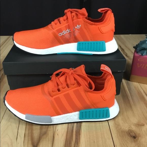 adidas Shoes | Adidas Nmd R Tangerine